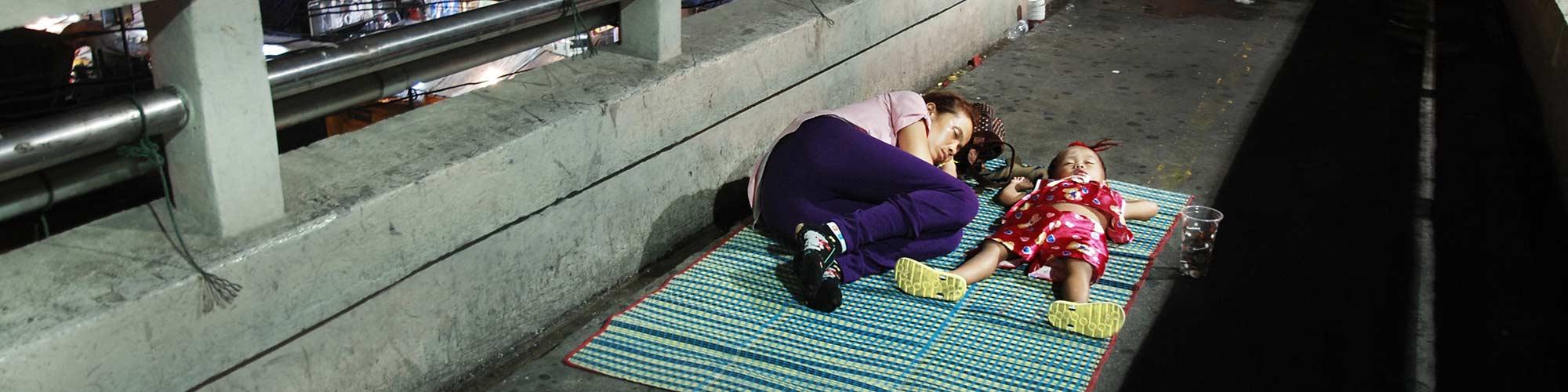 asistencia a personas en situacion de calle